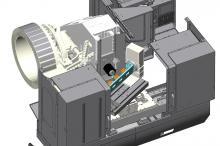 3000 SU manifold on machine