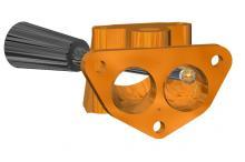 3000 SU manifold with tool